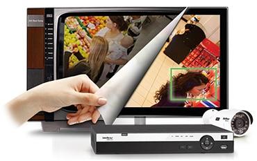 Gravação Digital de Imagens – Tecnologia HD.