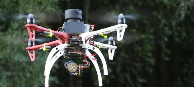 Scanse lança drone com navegação de precisão e baixo custo